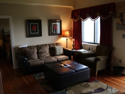 Photo for Deluxe Condo Overlooking Grandfather Mountain