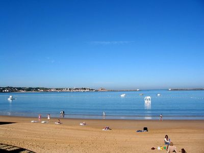 Photo for T4 Saint Jean de Luz: 100 m beach and port, the historical heart and shops