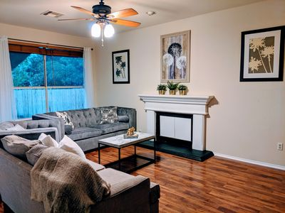 Photo for Spacious 5 bedrooms home for friends and family!