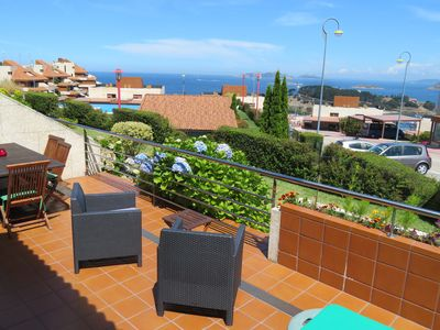 Photo for 2BR Apartment Vacation Rental in Baiona, Pontevedra
