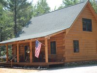 A wonderful cabin located on a beautiful property!
