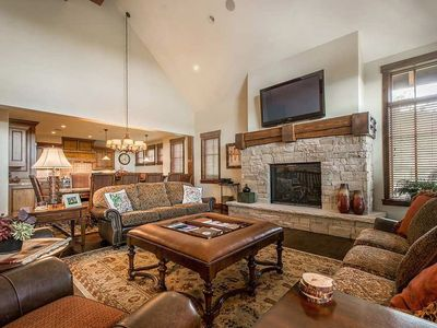 Photo for Ski-in/Out-Best In Park City-4,000 Sq Ft-On Call Shuttle/Pool/Fitness Area