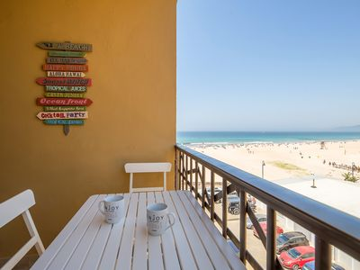 Photo for Superb apartment on Tarifa beach