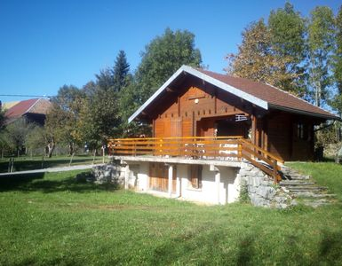 Photo for chalet 5 to 7 people panoramic view