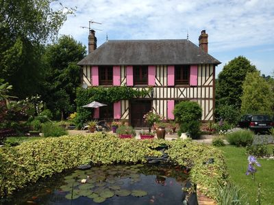 Photo for A little Gem of a house, just 10 min from Honfleur
