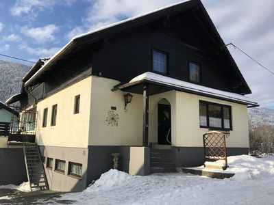 Photo for Family Friendly Chalet with private Pool near Famous Nassfeld Ski Arena and Lake