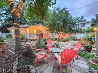 Photo for 2Br ✻ Relax ✻ Lovely Home with Fairytale Garden