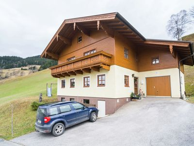 Photo for Spacious Apartment with Garden near Ski Area in Wagrain