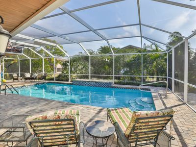 Photo for Beautiful 5000 SQ FT Home with Private Pool, WIFI, Close to Anna Maria Island Beaches and Restaurant