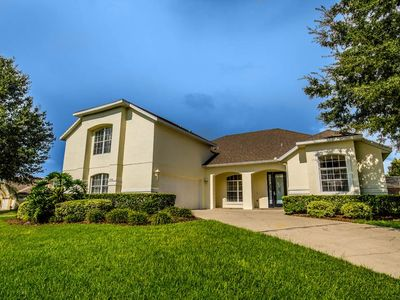 Photo for 2718 Formosa Blvd.: 5 BR / 4 BA 5 bed 5 star poolhome in Kissimmee, Sleeps 12