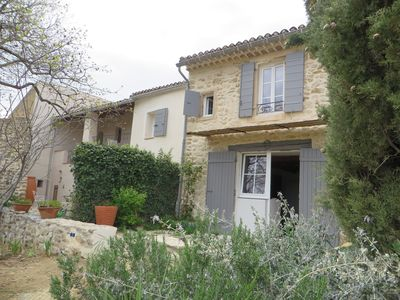 Photo for LOURMARIN: CHARMING BASTIDON AT THE FOOT OF LUBERON