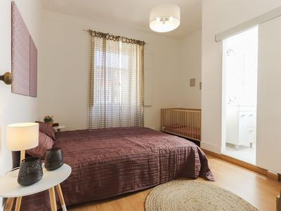 Photo for Near Avenida Liberdade charming apartment for 6 persons with balcony