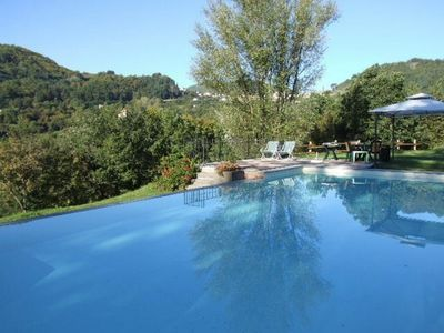 Photo for Converted coachhouses, private pool, walk facilities, great views, WIFI