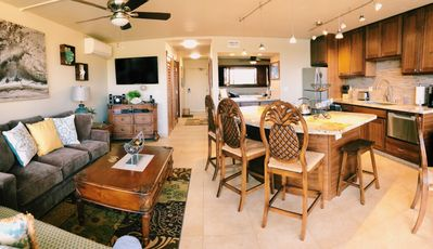 "Photo for Gorgeous Newly Remodeled Top Floor Condo In Poipu- ""Our Piece Of Heaven"""