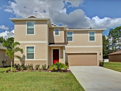 Photo for New 8br/5ba Pool Villa from $169/NT,Close To Disney, Seaworld, Convention Center