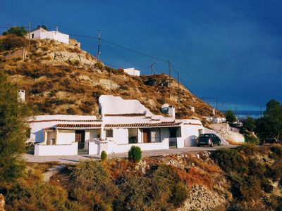 Photo for Beautiful spanish cave house