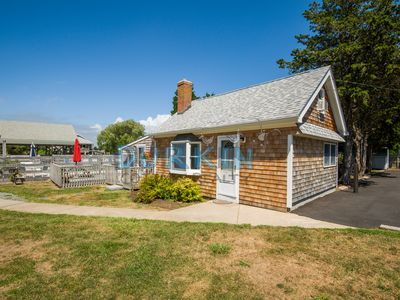 Photo for Updated Cottage, Pool Access, Close to Beach, Playground