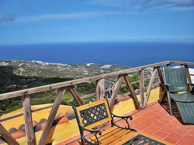 Photo for Country House with Sea View, La Guancha, Tenerife North