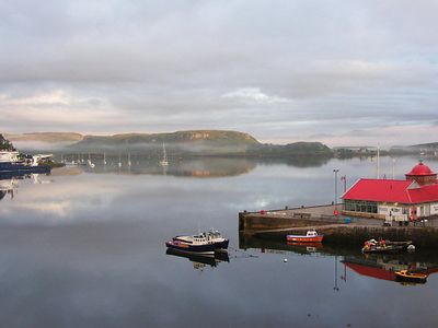 Photo for Apartment Argyll Mansions  in Oban, Scotland - 5 persons, 3 bedrooms