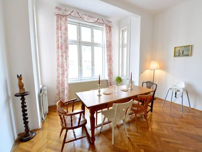 Photo for SUPERHOST - classy apartment, 10 min to the centre