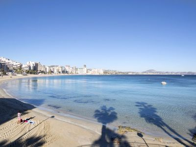Photo for Apartment Voramar in Calpe/Calp - 6 persons, 3 bedrooms