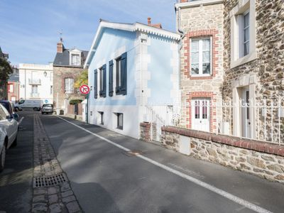 Photo for Vacation home The Boat House in Dinard - 2 persons, 2 bedrooms