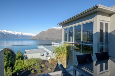 View to South end of Lake Wakatipu