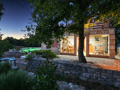 Photo for *ZADAR* Stunning villa close to the beach, surrounded by nature, private pool