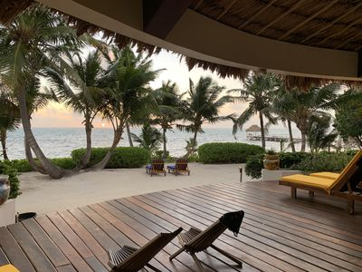 Photo for Come to Paradise at Villa Amber 2 Bedroom Oceanfront Villa!