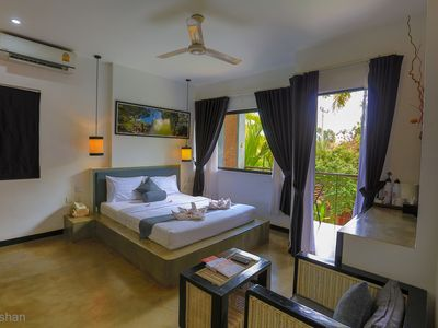 Photo for Deluxe Double Room with balcony - Free pick up