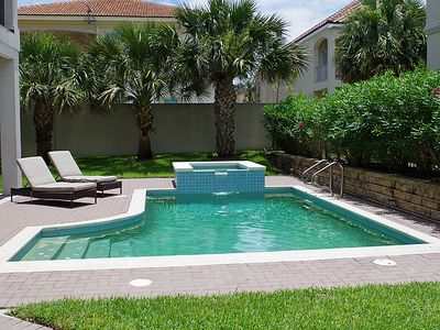 Photo for Luxury Villa with Private Pool in Upscale, Ocean Front Community! Just a few Steps to the Beach!