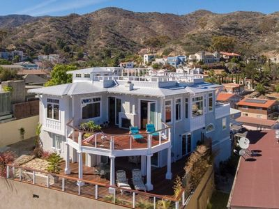Spectacular Harbor and Ocean View Home