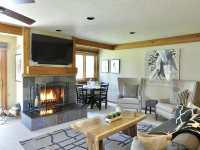 Cedars One Bedroom Aspens End Unit : 5 Minutes from Teton National Park