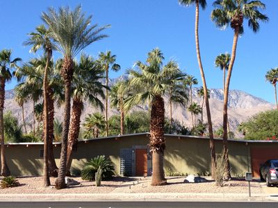 Photo for Four Bedroom Midcentury Saltwater Pool Home w/ Hammock and Brand New Furnishings