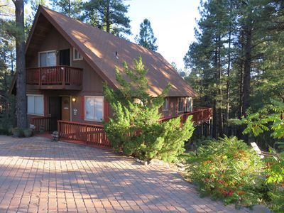 Photo for Cool Summer Chalet Getaway