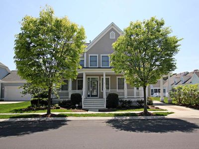 Photo for 12TUL: BIG 7BR Pondfront Home at Bear Trap Dunes -  Pools, Golf, Tennis & More!