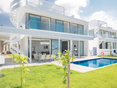Photo for Cyprus In The Sun Villa Nissi Pearl 3 Platinum