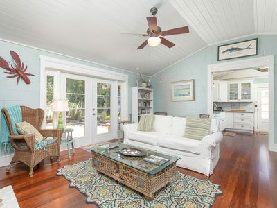 Photo for Delightful Tybee 2 Bedroom, Pet Friendly Bungalow in Great Neighborhood