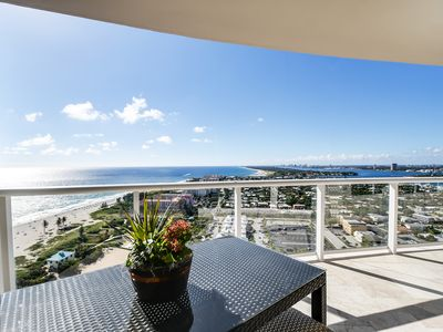 Photo for Super Summer Deal on Multimillion$ 24th fl Ritz Condo -Spectacular Ocean V