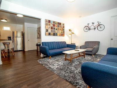 Photo for HUGE CONDO! Minutes to Downtown! WALK to Marathon