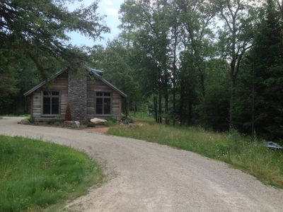 Photo for 1BR Cabin Vacation Rental in Dunbar, Wisconsin