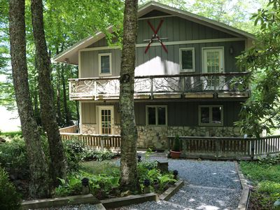 Photo for Lovely Mountain Home at Walking Distance to Sugar Mountain's Slopes