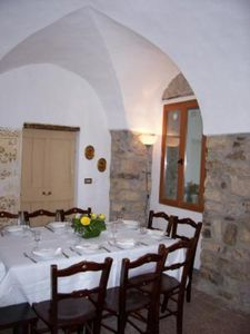 Photo for Renovated and nicely furnished comfortable medieval house