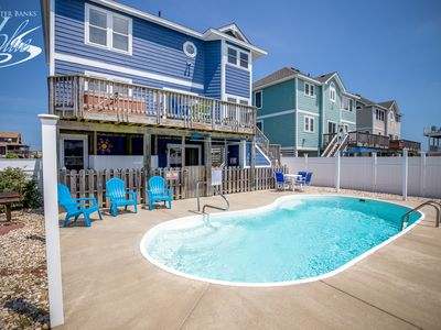 Photo for Tipsy Turtle | 595 ft from the beach | Private Pool, Hot Tub