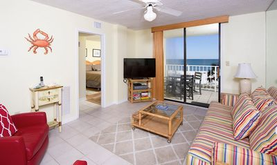 Photo for 302 Sunswept  2/2  Orange Beach* DIRECTLY ON THE BEACH*AMAZING VIEW*