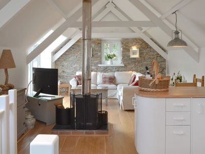 Photo for 2BR House Vacation Rental in Polmassick, near St Austell