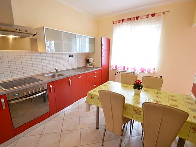 Photo for Vacation home Jelka in Krk/Njivice - 8 persons, 4 bedrooms