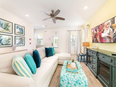 Photo for Margaritaville Orlando Cottages - Near Disney, Free Theme Park Shuttle 2KK, 2TT, 1QQ, 5 beds, 4.5 bathrooms