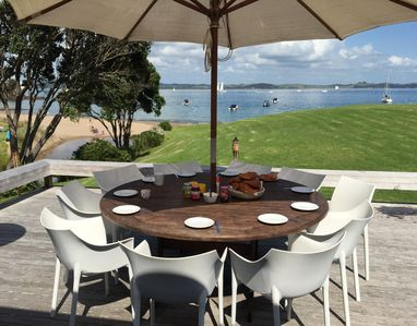 Photo for Bay of Islands Beach House  - beach living at its best close to attractions