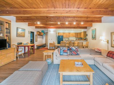 Photo for Trailside Treasure at Riverside - Sleeps 8, Fireplace and Hot Tub! Telluride at its finest!